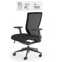 Balance Chair with Black Nylon Base