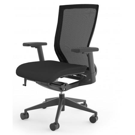Balance Chair with Black Nylon Base