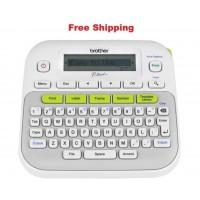 Brother PTD210 P-Touch Desktop Label Maker Cashback Offer