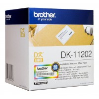 Compatible Brother DK Label Standard Address 62X101mm 300 Labels