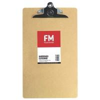 FM Clipboard Hardboard Foolscap