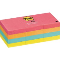 3M Post-it Notes Sign here