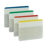 3M Post it Durable Tabs 24 tabs per pack
