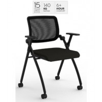 Hub Mesh Chair