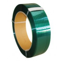 Snell Pet Strap Embossed Green 19mmx1.0mmx950m