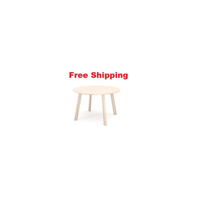 Round Table Madera.Madera Round Meeting Table 5 Year Warranty Auckland