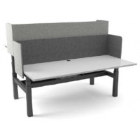 Desk Shroud Partition