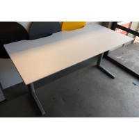 Worktop 1500x750 with Double scallop back cutout