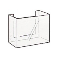 Brochure Holder, Wall Mounting, A6