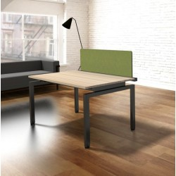 Insight fixed height desk