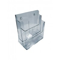 Brochure Holder, 2 Tier A4