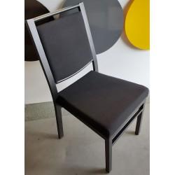 Hotel Stacker Chair Black