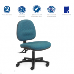 Alpha Mid-back 2 Lever Chair