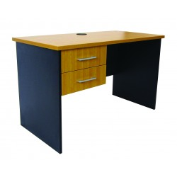 Delta Straight Desk with...