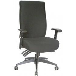 Piazza High Back Chair