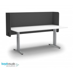 Acoustic Desk Screen Pod