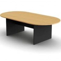Proceed Wooden Boardroom Table 2400