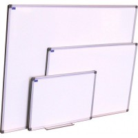 Witax (TM) Acrylic Magnetic single-sided whiteboards 1200mm x 2400mm