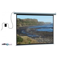 Prowrite eletric projection screen 1.8m x 1.0m ( 84 diagonal)