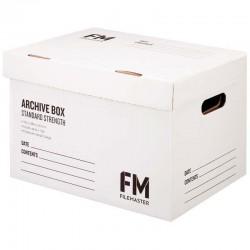 FM ARCHIVE BOX NO.1 WHITE...