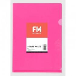 FM Pocket L Shape Clear A4...