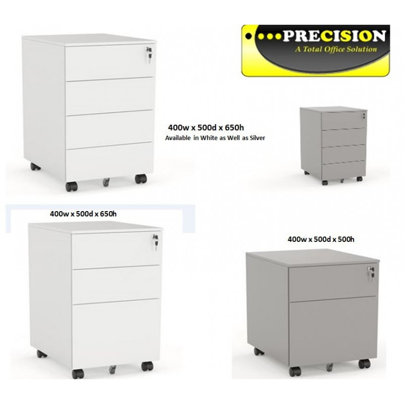 ... 1 Drawer + File Mobile (Steel)  sc 1 st  Precision Stationery Office Furniture and Computer Services : precision filing cabinet - Cheerinfomania.Com