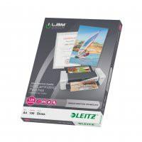 Leitz iLAM UDT Lam Pouches A4 125mic 100pc