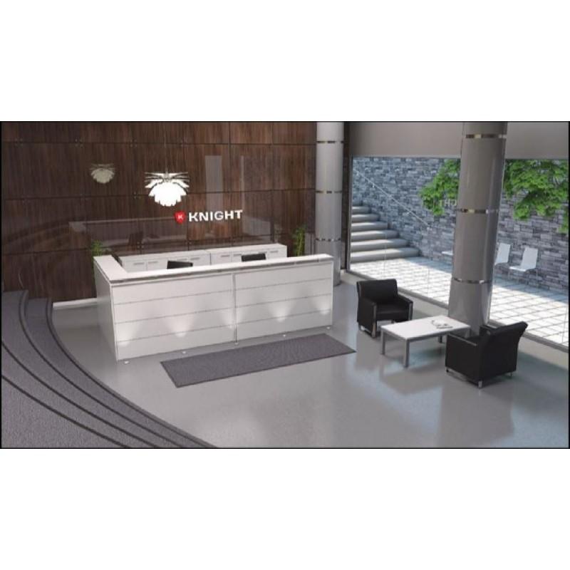 Cubit Furniture Reception Counter Reception Counter