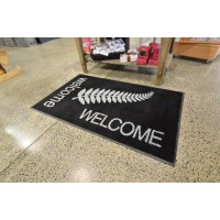 Welcome Message Mats