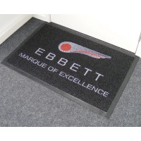 Outdoor Printed Logo Mats for Wet Areas