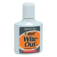 Bic Wite Out Quick Dry fluid 20 ml