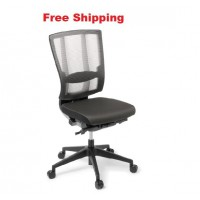 Cloud Ergo Without Armrests Chair