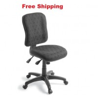 Tempo 2 Lever Mid Back Chair