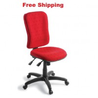 EOS Tempo 2 Lever High Back Chair