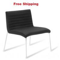 Relax Chrome Frame Chair