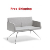 Sofia 2-Seater Chair With Armrests
