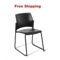 Spring Sled Chair Free Delivery
