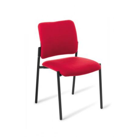 Polo Black Frame Chair