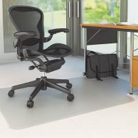 Marbig Economat PVC Hard Key Chairmat