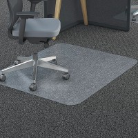 Marbig P/Carb Carpet All Rect Chairmat