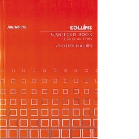 Collins A5/50 DL Manifold Book 50lf NCR