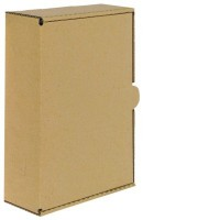 STORAGE CARTON A4 PLAIN KRAFT 900/PALLET