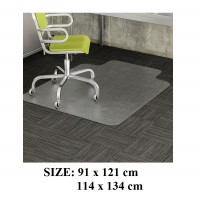 Marbig Duramat PVC Low Key Chairmat