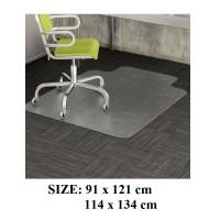 Marbig Duramat PVC Low Key Chairmat