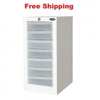 7 Drawer Stationery Cabinet