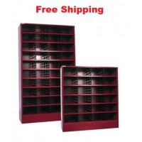 24 Pigeonhole Cabinet