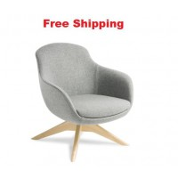 Davina with Timber Base Chair