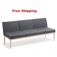 Stockholm 3-seater Chair