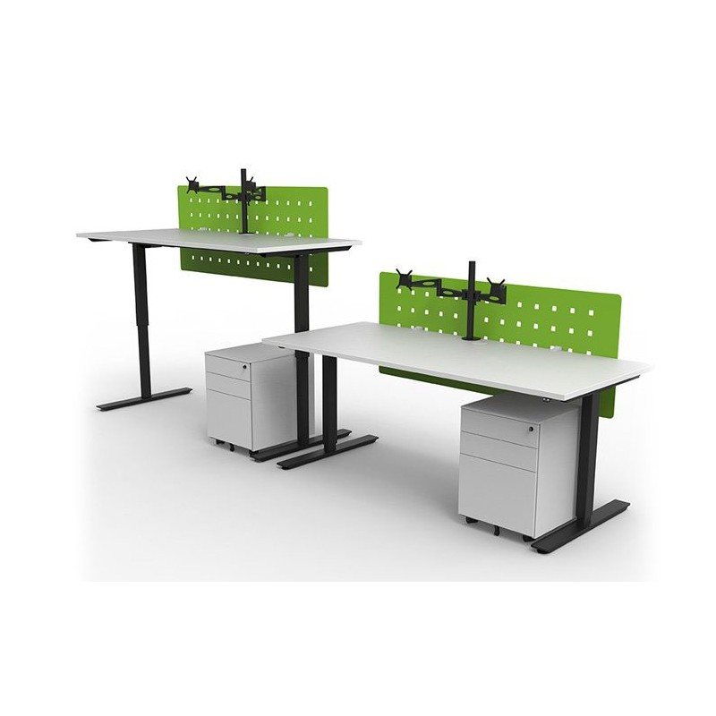 Accent Duo Height Adjustable Electric Desk 10 Year