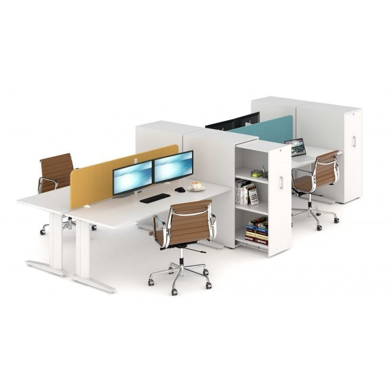 Accent Energy Fixed Height Desk 10 Year Warranty